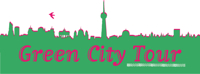 Flyer green city tour