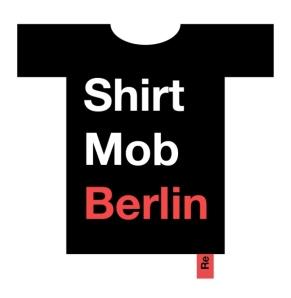 shirtmob berlin flashmob